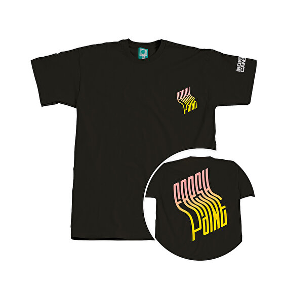 Montana Cans Fresh Paint Tee, Black