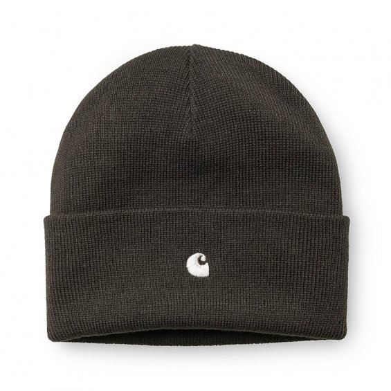 Carhartt Madison Beanie, Asphalt Wax