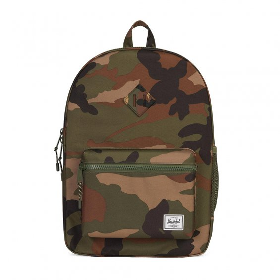 Herschel Supply Heritage Youth XL, Woodland Camo