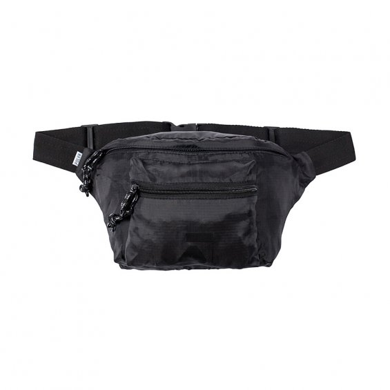 Poler Stuff Stuffable Fanny Pack FW17, Black