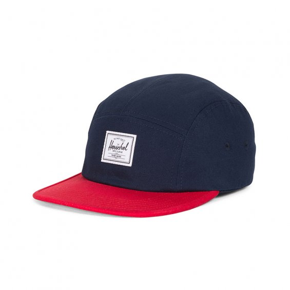 Herschel Supply Glendale Youth Classic, Navy Red