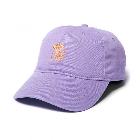 The Quiet Life Shhh Dad Hat, Purple