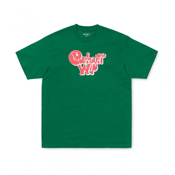 Carhartt SS Bubble Gum T-Shirt, Dragon