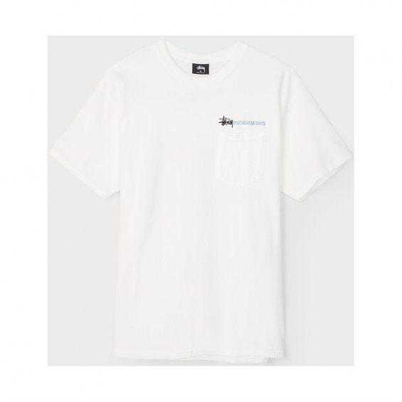 Stussy Post Modern Roots Tee, Natural
