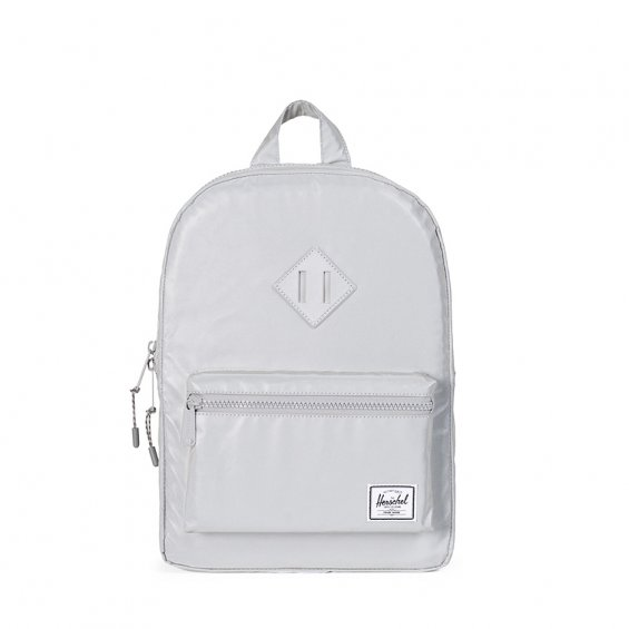 Herschel Supply Heritage Kids, Silver Reflective