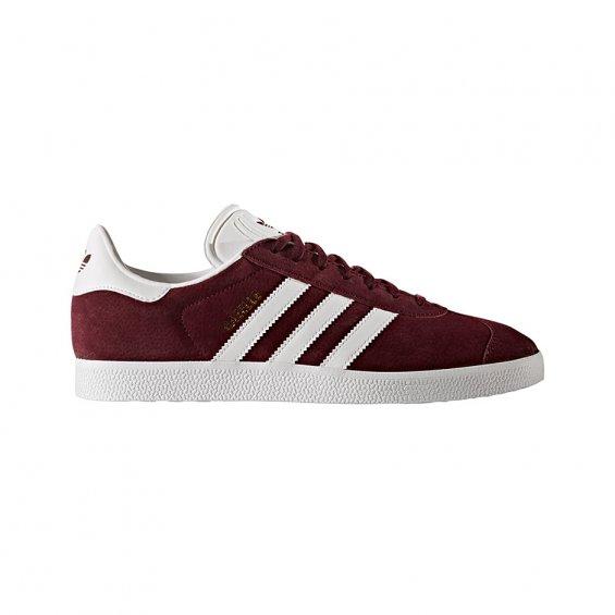 Adidas Originals Gazelle Shoes, Maroon