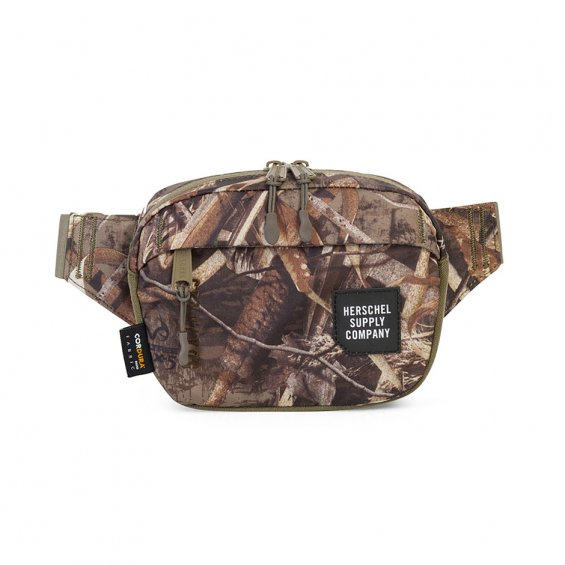Herschel Supply Tour Hip Pack Small, Real Tree