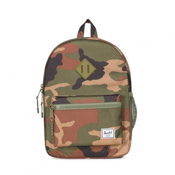 Herschel Supply Heritage Youth, Woodland Camo