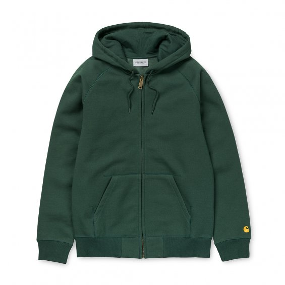 Carhartt Hooded Chase Jacket, Tasmania Gold
