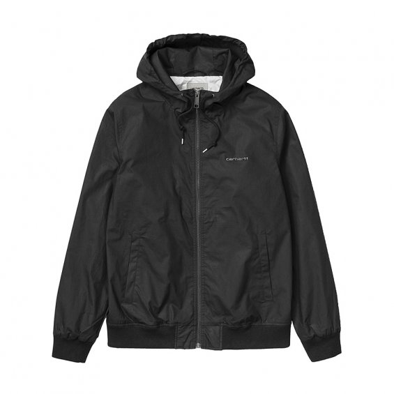 Carhartt Marsh Jacket, Black Shell