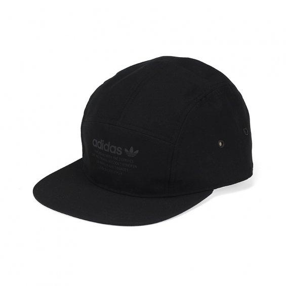 adidas Originals NMD 5 Panel Cap In Black BK6883