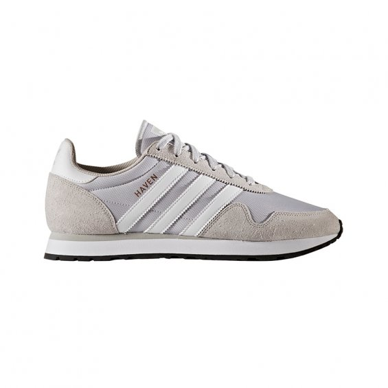 Adidas Originals Haven, Solid Grey White