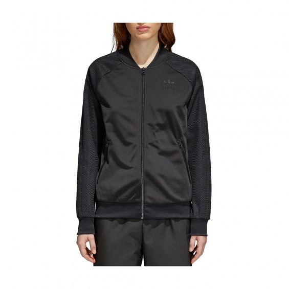 Adidas Originals W CLRDO Track Jacket, Black