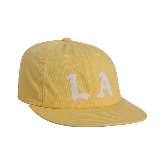 HUF Cities 6-Panel, Banana