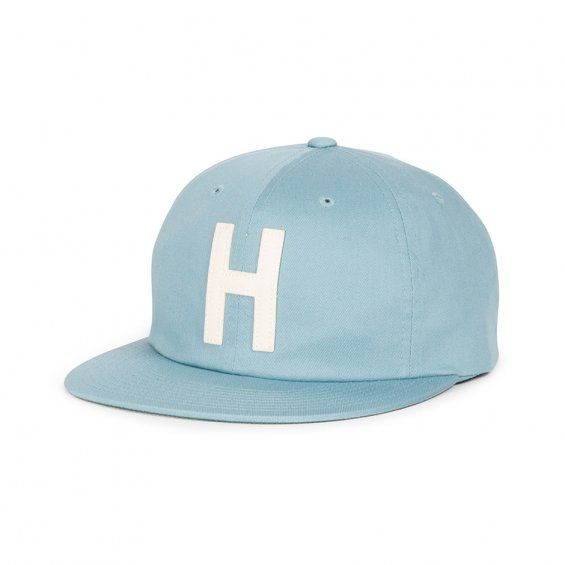 Herschel Supply Harwood Cap, Stone Blue