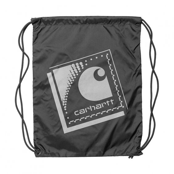 Carhartt Reflective bag, Black Grey