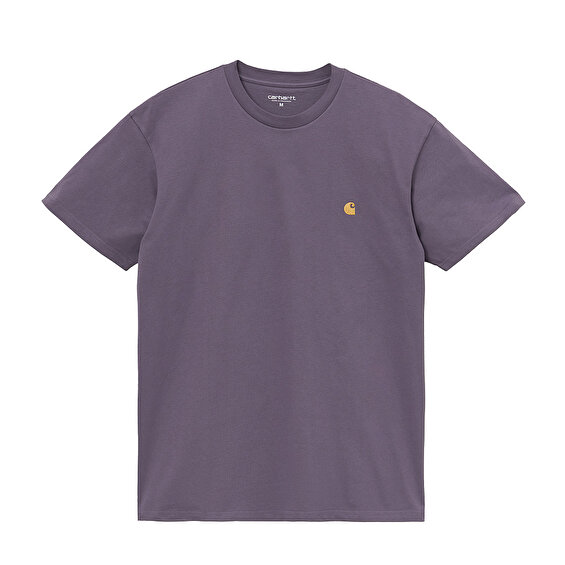 Carhartt S/S Chase T-shirt, Provance/Gold