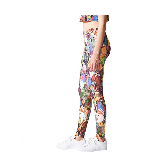 Adidas Originals W Passaredo Leggings, Multi
