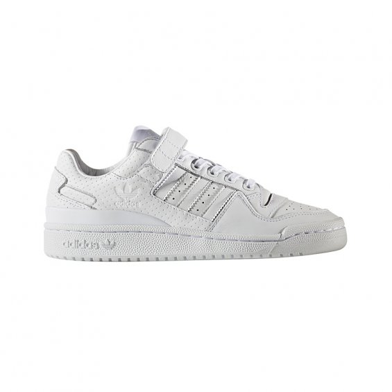 grande vente d3626 0fcb8 Adidas Originals W Forum Low Shoes, White