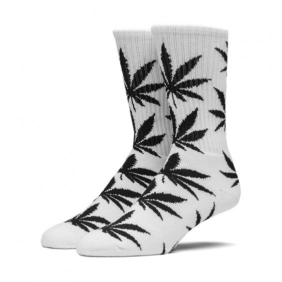 HUF Plantlife Socks, White