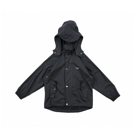Sways Sail Jacket, Black