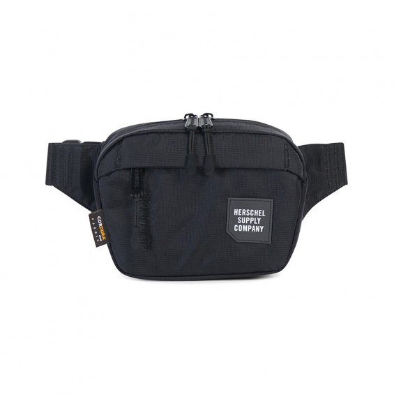 Herschel Supply Tour Hip Pack Small, Black