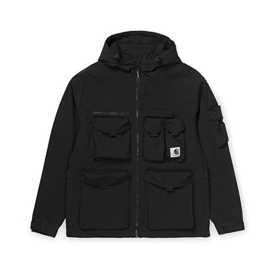 Carhartt Hayes Jacket, Black