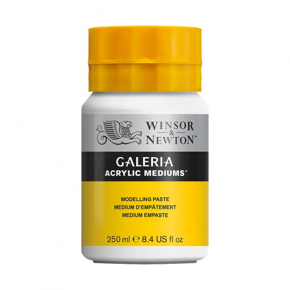 W&N Galeria Modelling Paste 250 ml