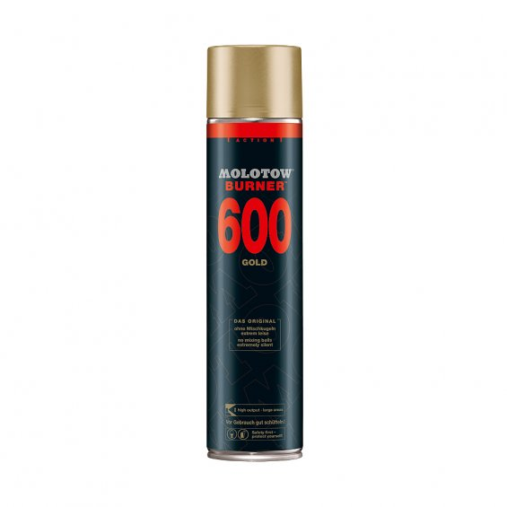 Molotow Burner Gold 600ml