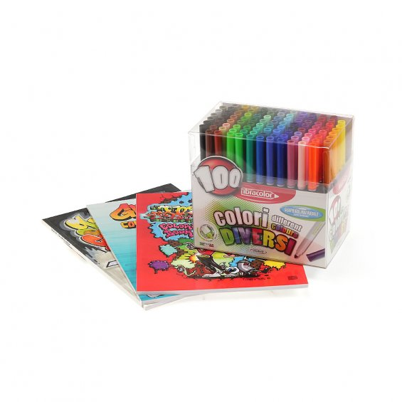 Highlights Coloring Pack, Set A