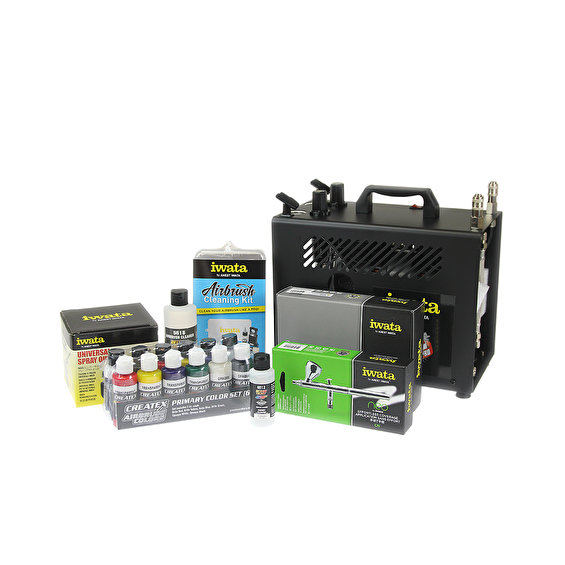 Highlights Airbrush Pack, Set D