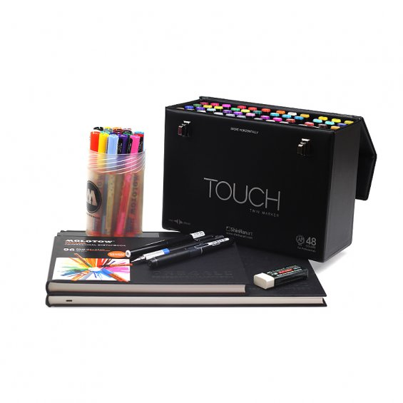 Highlights Touch Sketch Pack, Large