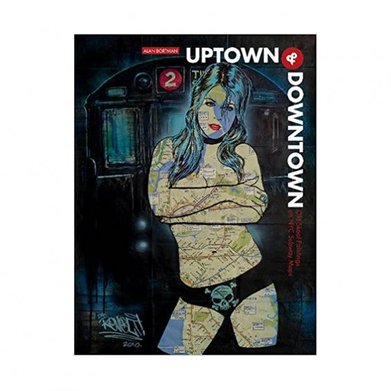 UPTOWN & DOWNTOWN Book
