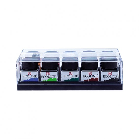 Talens Ecoline Water Color 30ml, Set 10