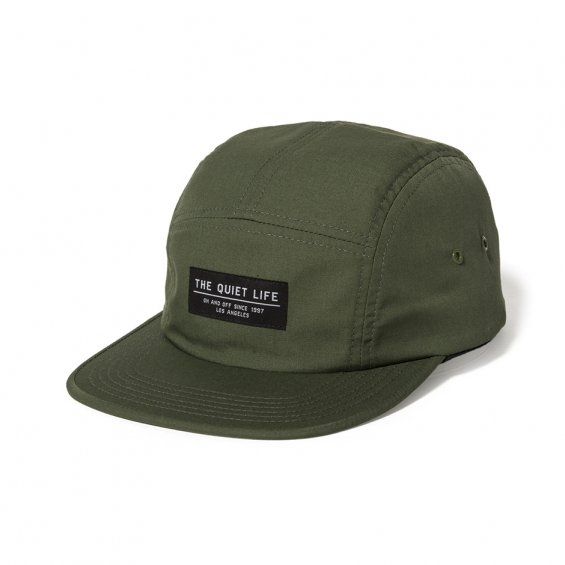 The Quiet Life Foundation 5-Panel, Olive