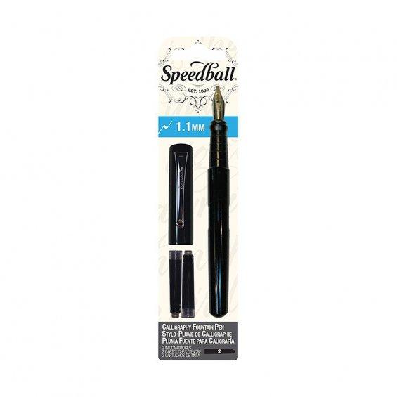 Speedball Calligraphy Fountain Pen Highlights