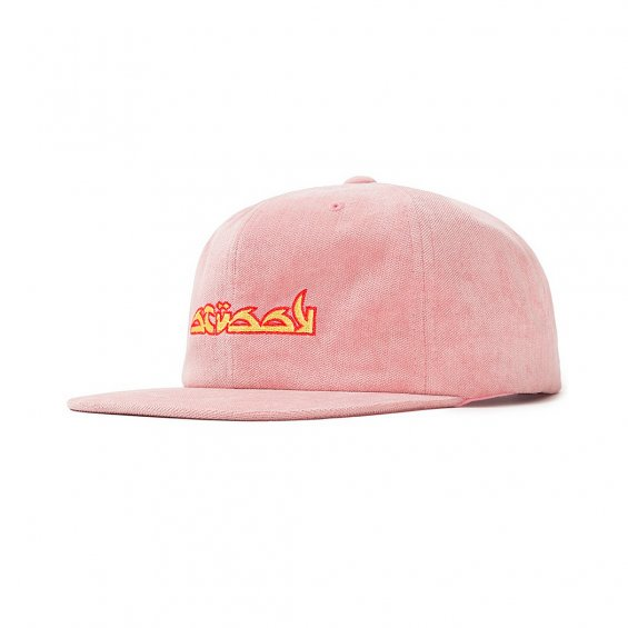a922cded Stussy No Wale Cord Cap, Pink - Caps - Hlstore.com | Highlights