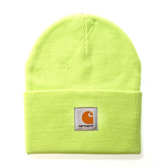Carhartt Acrylic Watch Hat, Lime