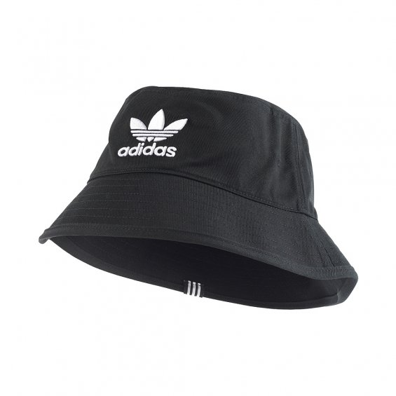Adidas Originals Adicolor Bucket Hat, Black White