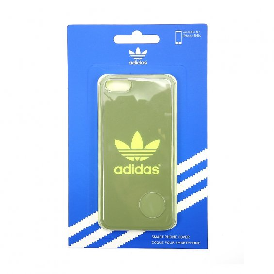 Adidas Iphone 5 Case, Green