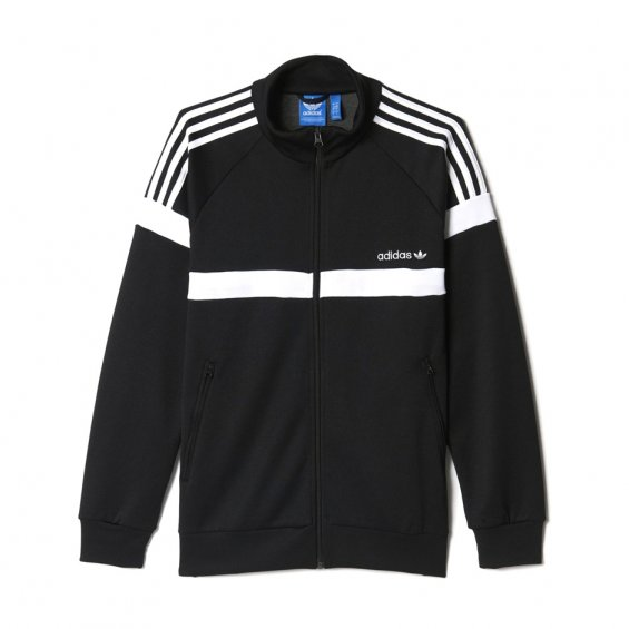 Adidas Itasca Track top, Black