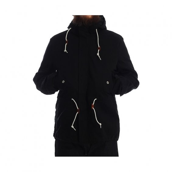 Adidas Long Parka, Black