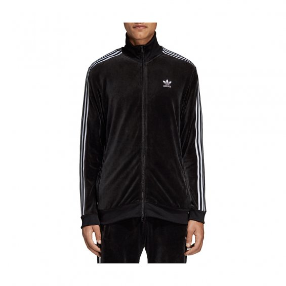 Adidas Originals Cozy Tracktop, Black