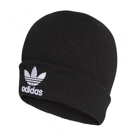 Adidas Originals Trefoil Beanie, Black