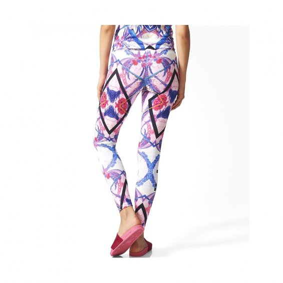 Adidas W Florera Leggings, Multi