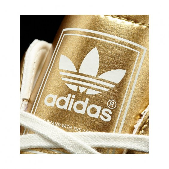 Adidas W Superstar 80s ( S82742 ), Gold