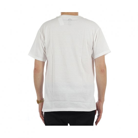 ALIFE Stacks Tee, White