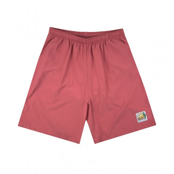 Belief Dryland Swim Short, Brick