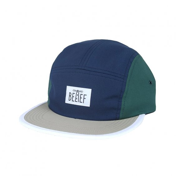 Belief Lighthouse 5-Panel, Navy