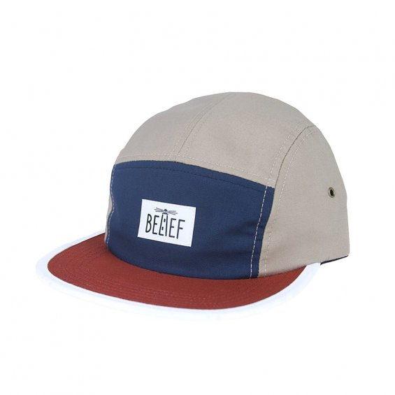 Belief Lighthouse 5-Panel, Sand